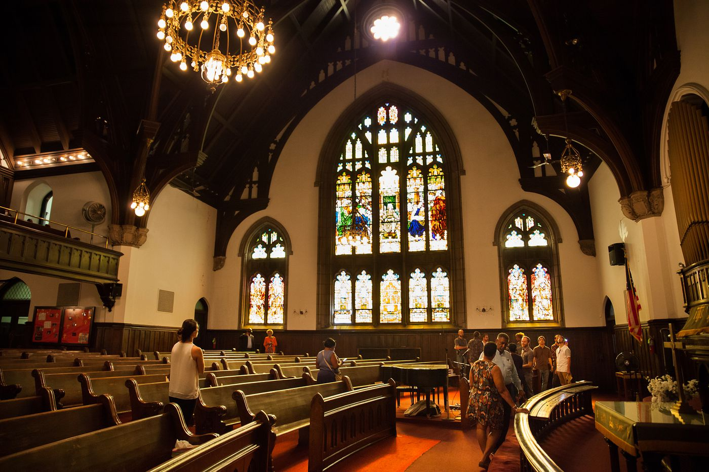 How saving Philly's historic sacred spaces can make the city stronger   Opinion