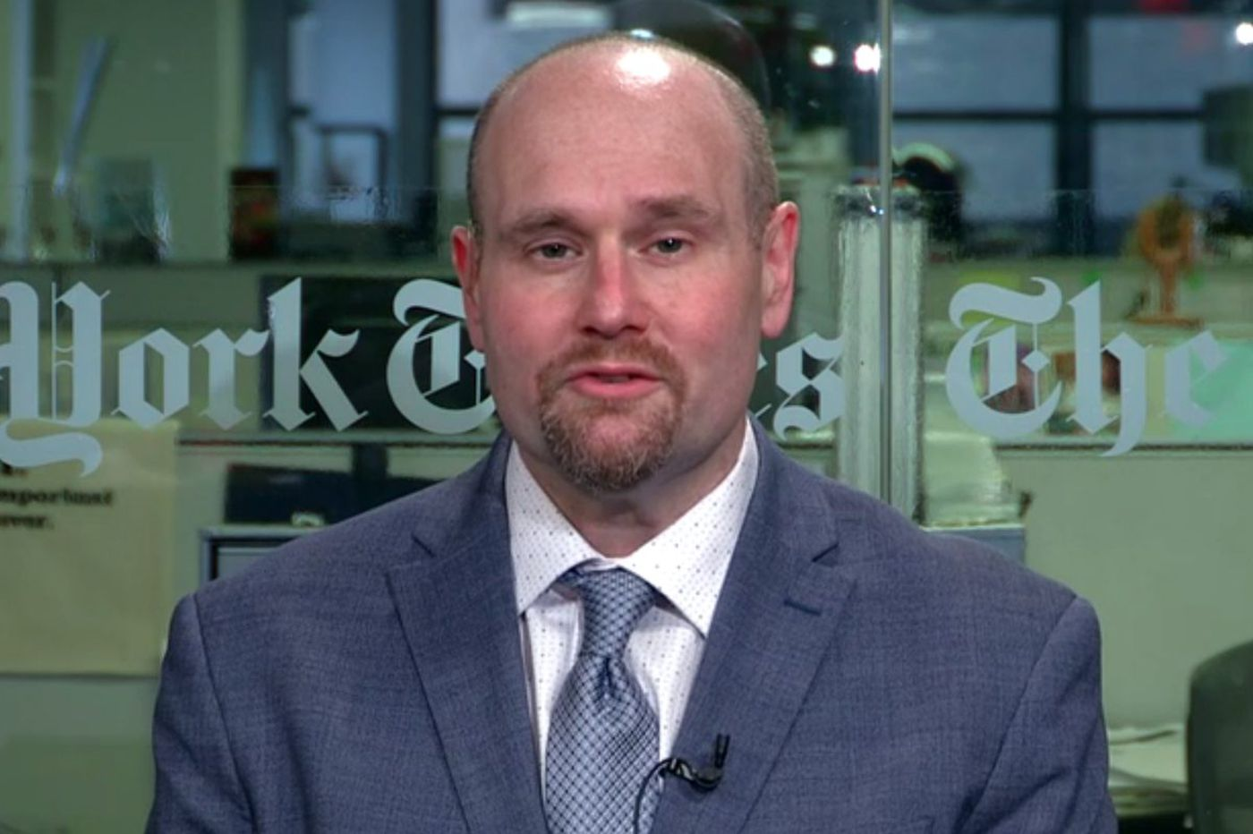 Prominent New York Times political reporter Glenn Thrush suspended after sexual misconduct allegations