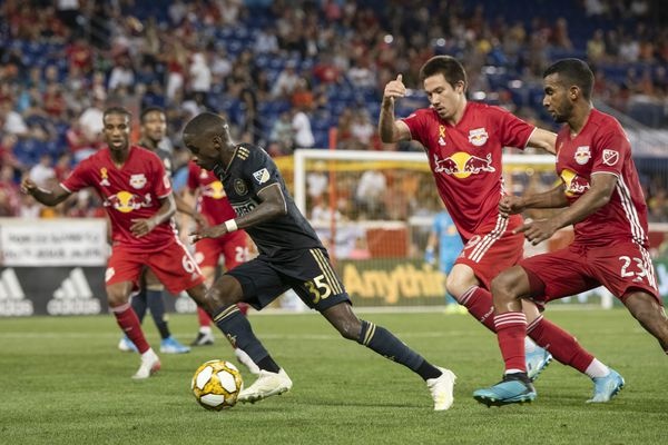 Union beaten at their own game by New York Red Bulls | Jonathan Tannenwald
