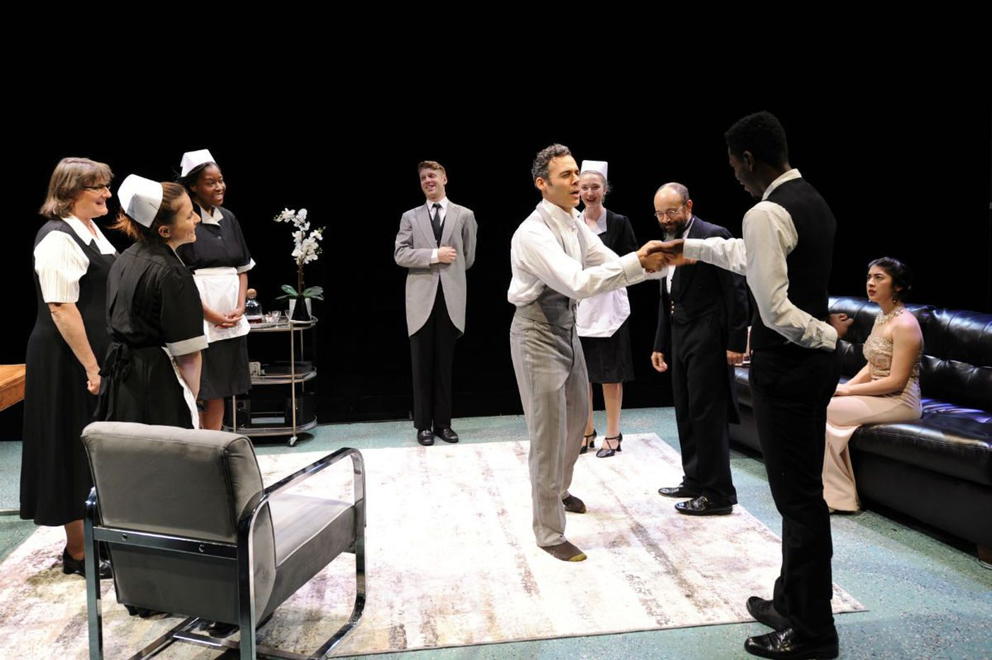 'My Fair Lady' at Quintessence: Brio, music, and a closing truth for our moment