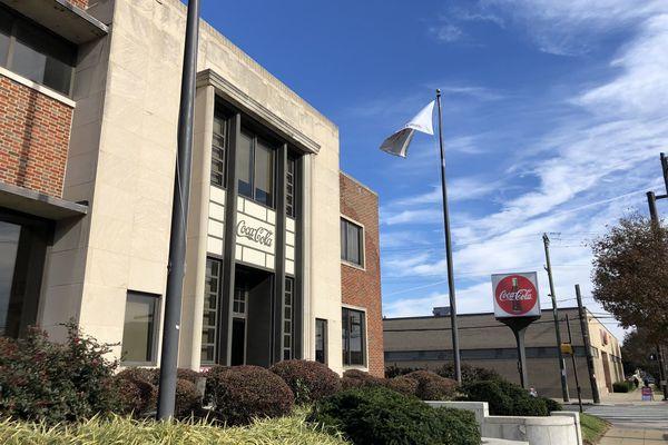 An industrial corner of North Philadelphia offers a refreshing taste of Coca-Cola's architecture   Inga Saffron