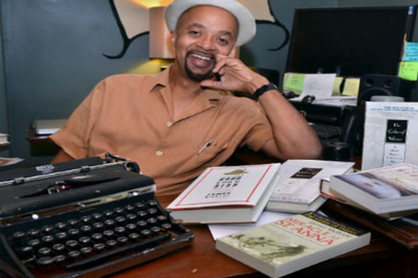 Ethan Hawke to adapt Lambertville author James McBride's historical novel for Showtime