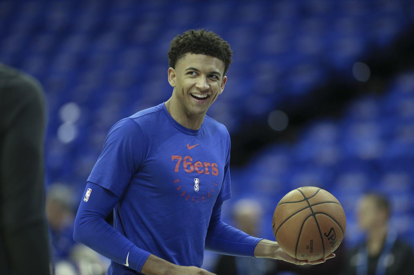 Sixers' Matisse Thybulle offers tribute to his late mother on 'Good Morning America'