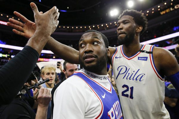 Why Meek Mill and the Sixers are made for each other