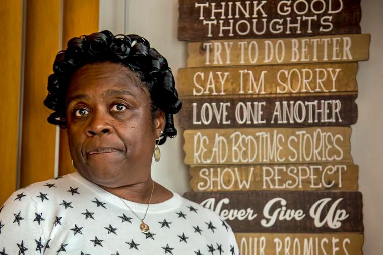 Pamela James' granddaughter was denied admission to Franklin Towne Charter High School after James revealed her special education status.
