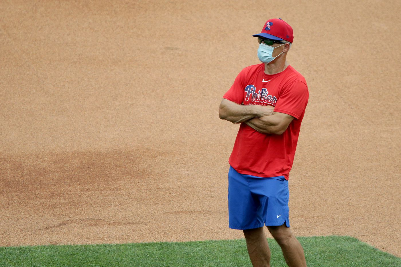 How the Phillies are preparing for baseball during the coronavirus pandemic