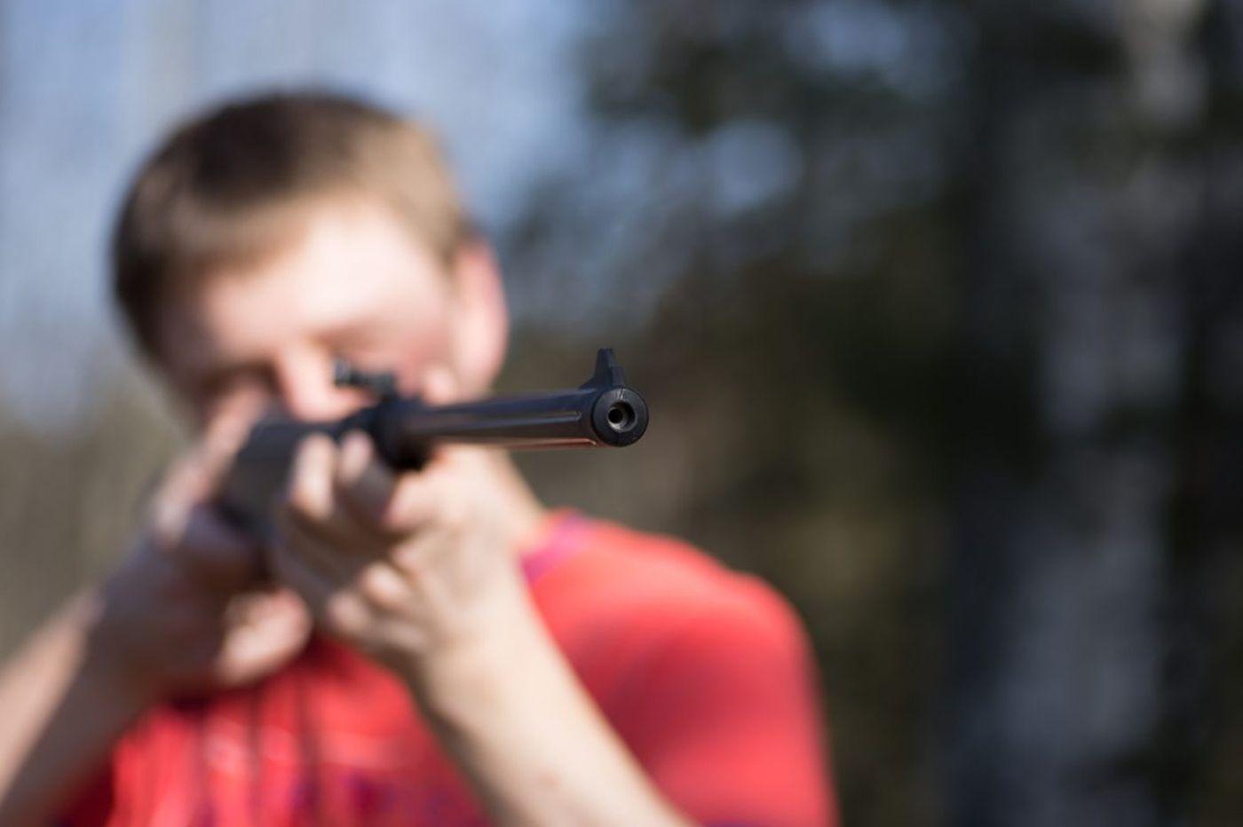 Eye injuries from air guns increasing among children