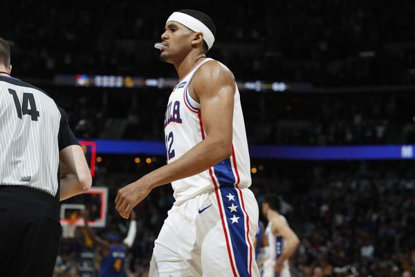Sixers coach Brett Brown wants Tobias Harris to shoot his way out of offensive slump