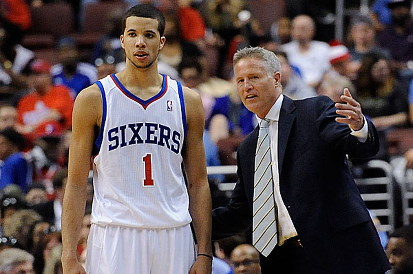 Sixers players have a road map to follow this offseason