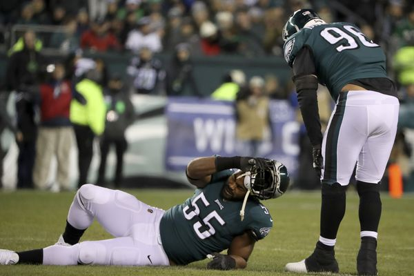 Seattle Seahawks 17, Philadelphia Eagles 9: Eagles season ends in NFL playoffs opening round