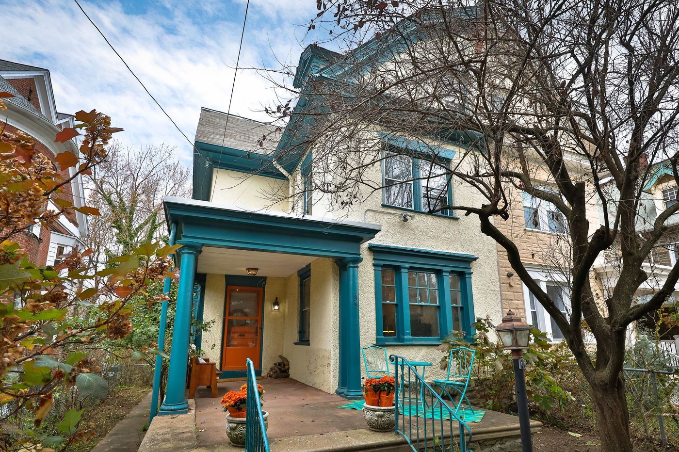 On the market: Victorian twin in West Mount Airy for $435,000
