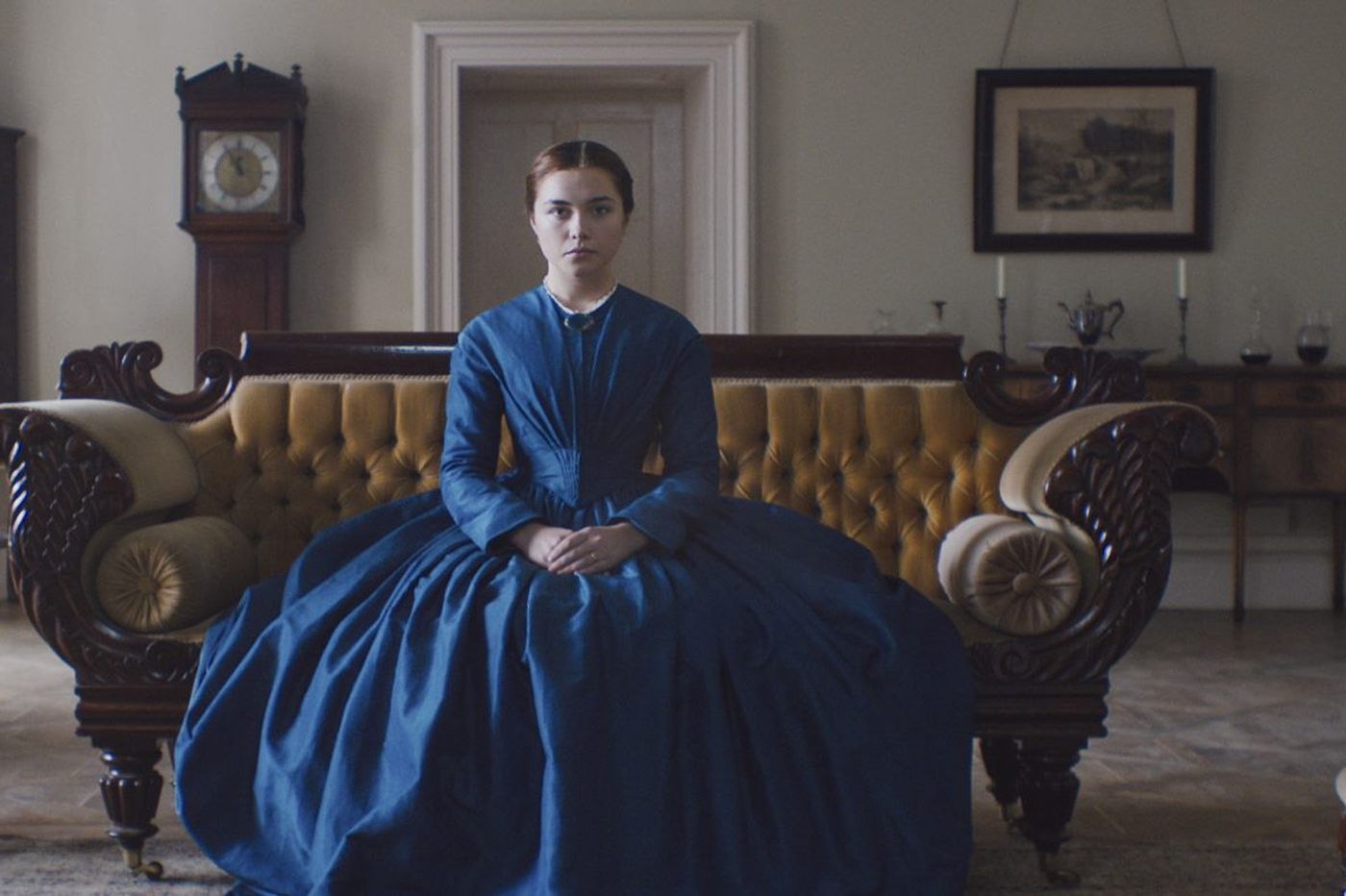 'Lady Macbeth' Florence Pugh on corsets, Victorians and the WWE