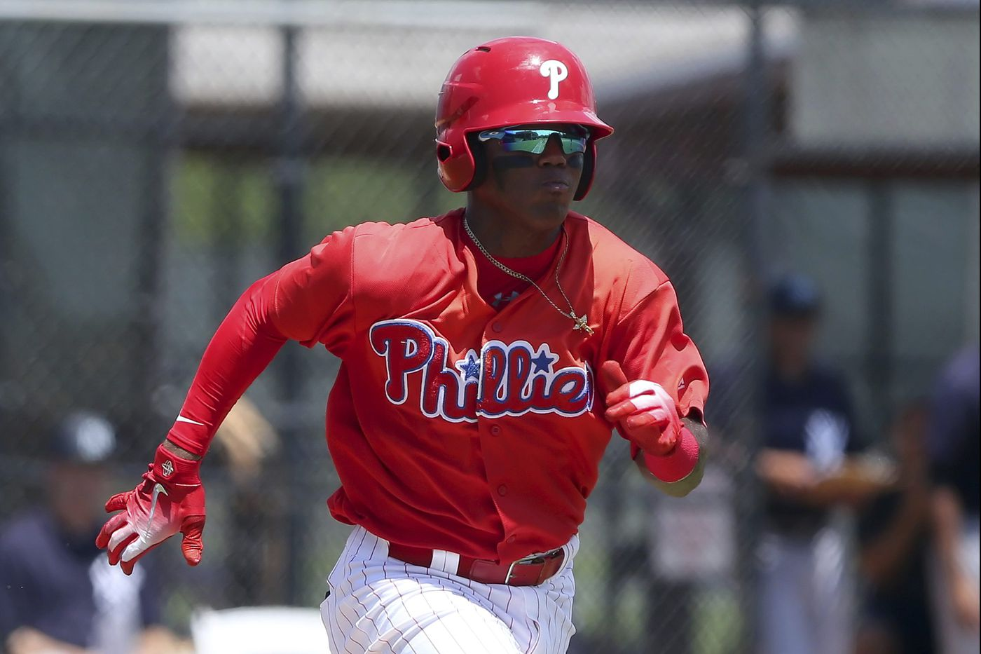 Luis Garcia, 17-year-old shortstop, is Phillies' most exciting infield prospect | Minor league analysis