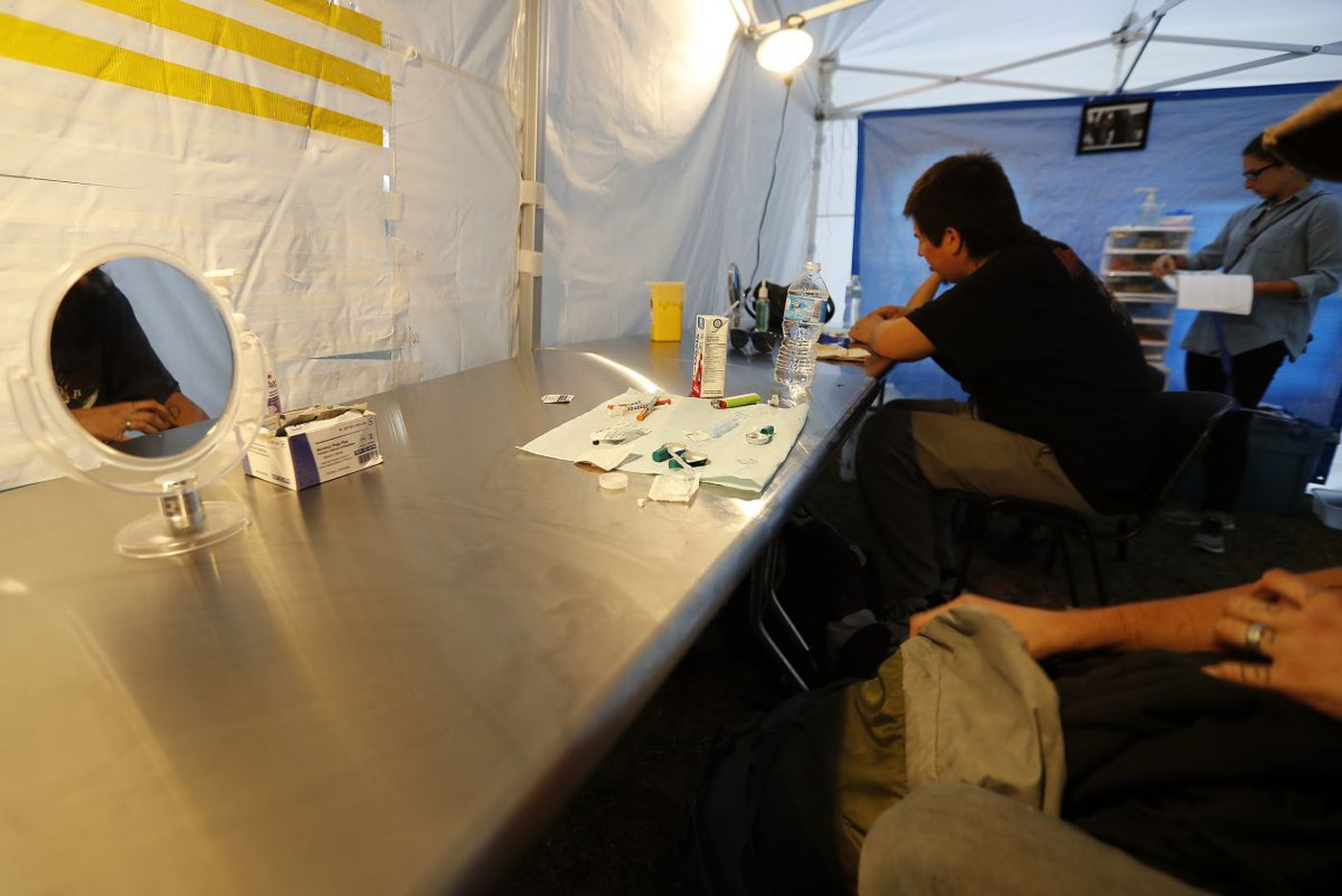 Time for the hard sell on safe injection sites | Mike Newall