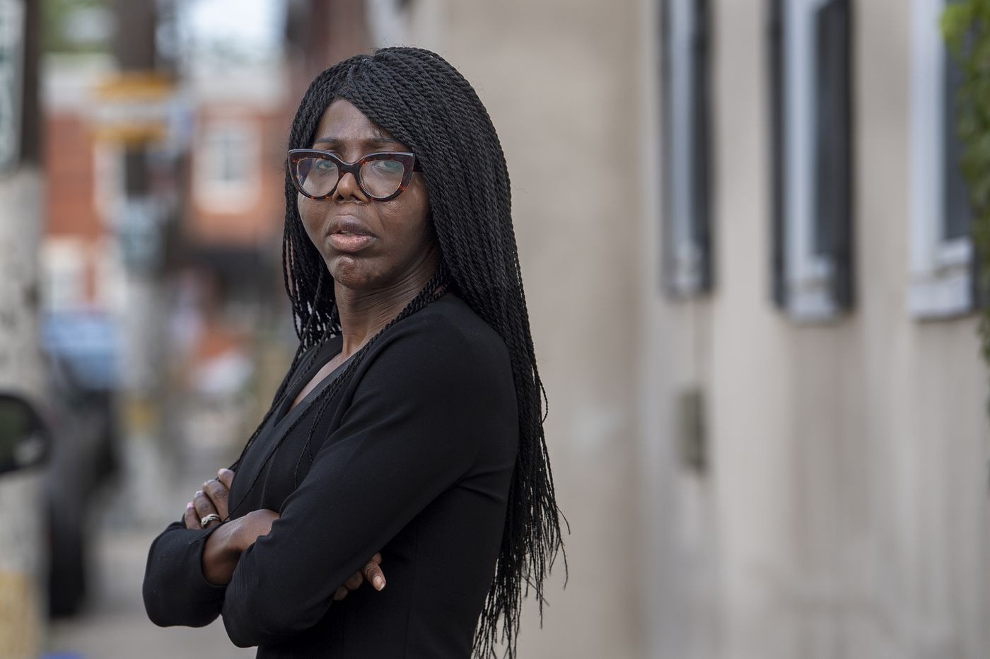 Transgender woman says she was beaten in her Point Breeze home and called slurs