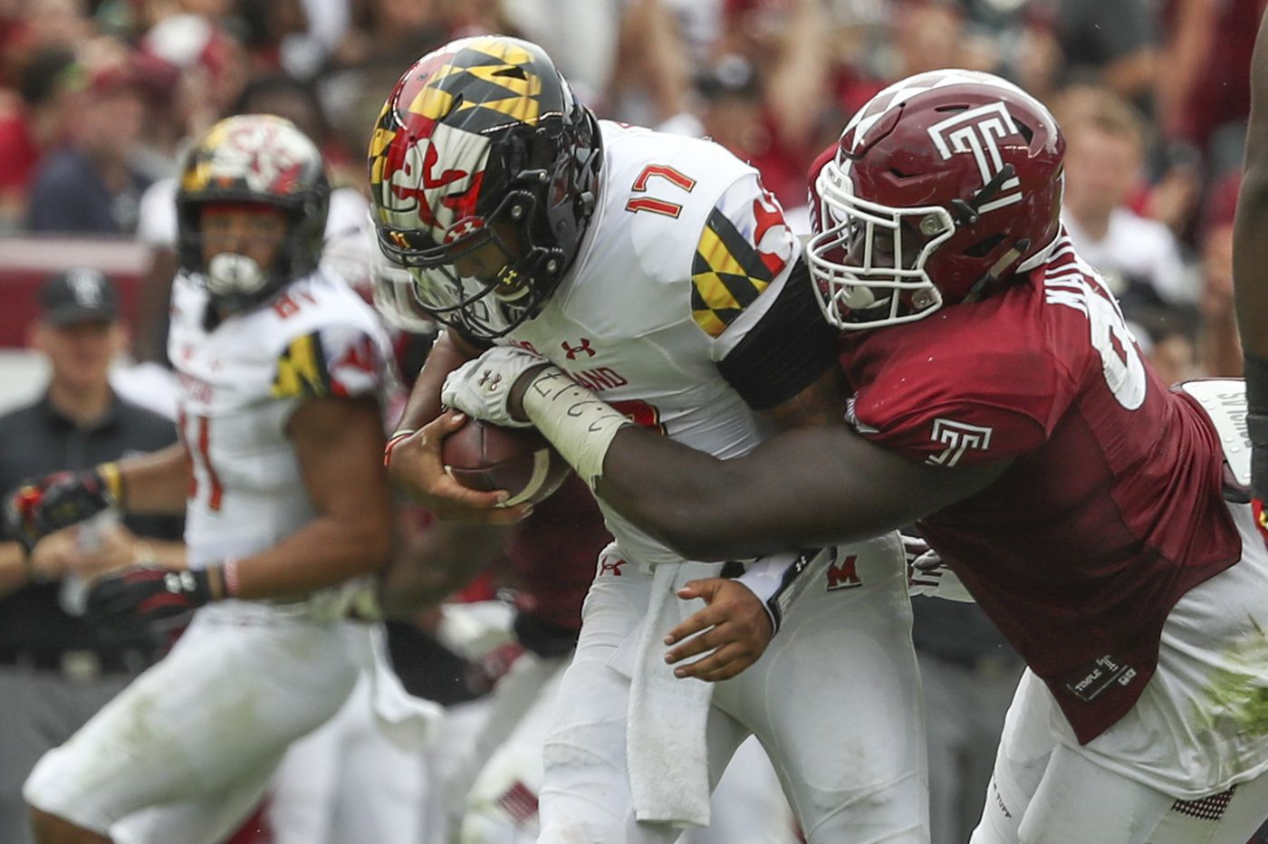 Temple DT Ifeanyi Maijeh has suddenly emerged as an NFL prospect