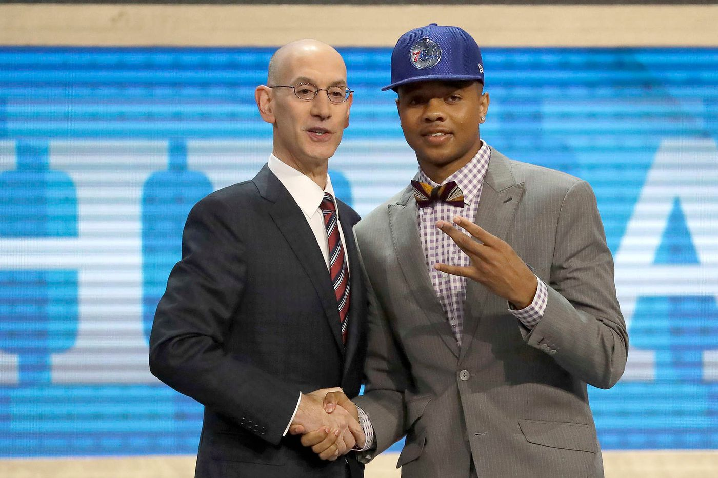 Markelle Fultz, traded by the Sixers to the Magic, isn't the worst No. 1 pick in NBA draft history — yet