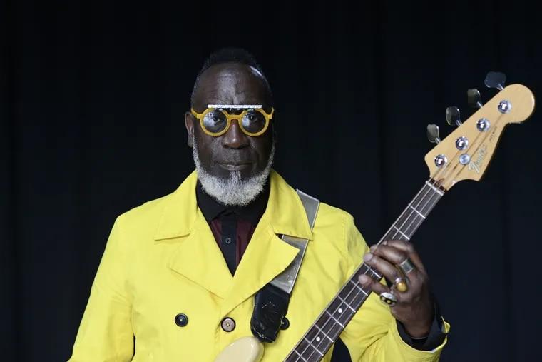 Philadelphia bassist Jamaaladeen Tacuma, one recipient of the new Black Music City Project grants.