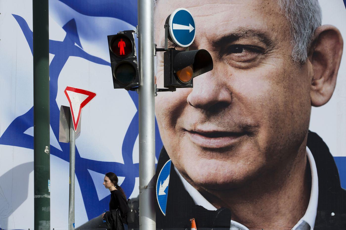 Israeli group says network of bots is stumping for Netanyahu