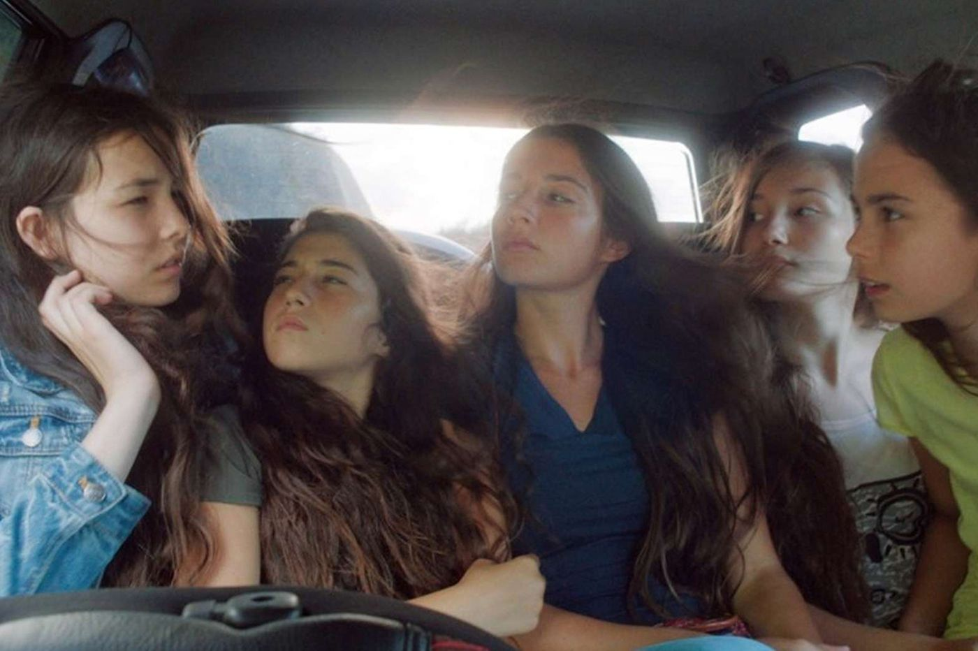 'Mustang': Lovely sisters, brutal truths