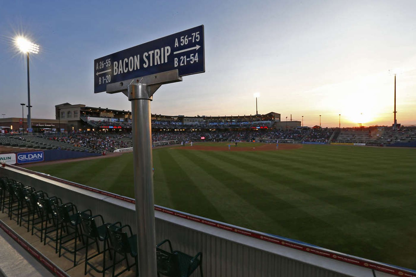 Boy, 10, shot in leg in freak incident on 'Harry Potter Night' at IronPigs game in Allentown