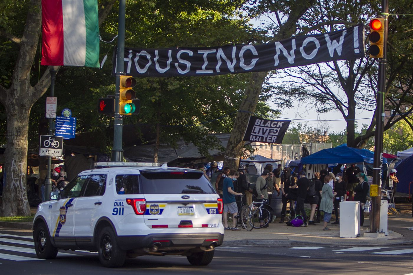 How Philly's summer of protests revitalized the affordable housing movement