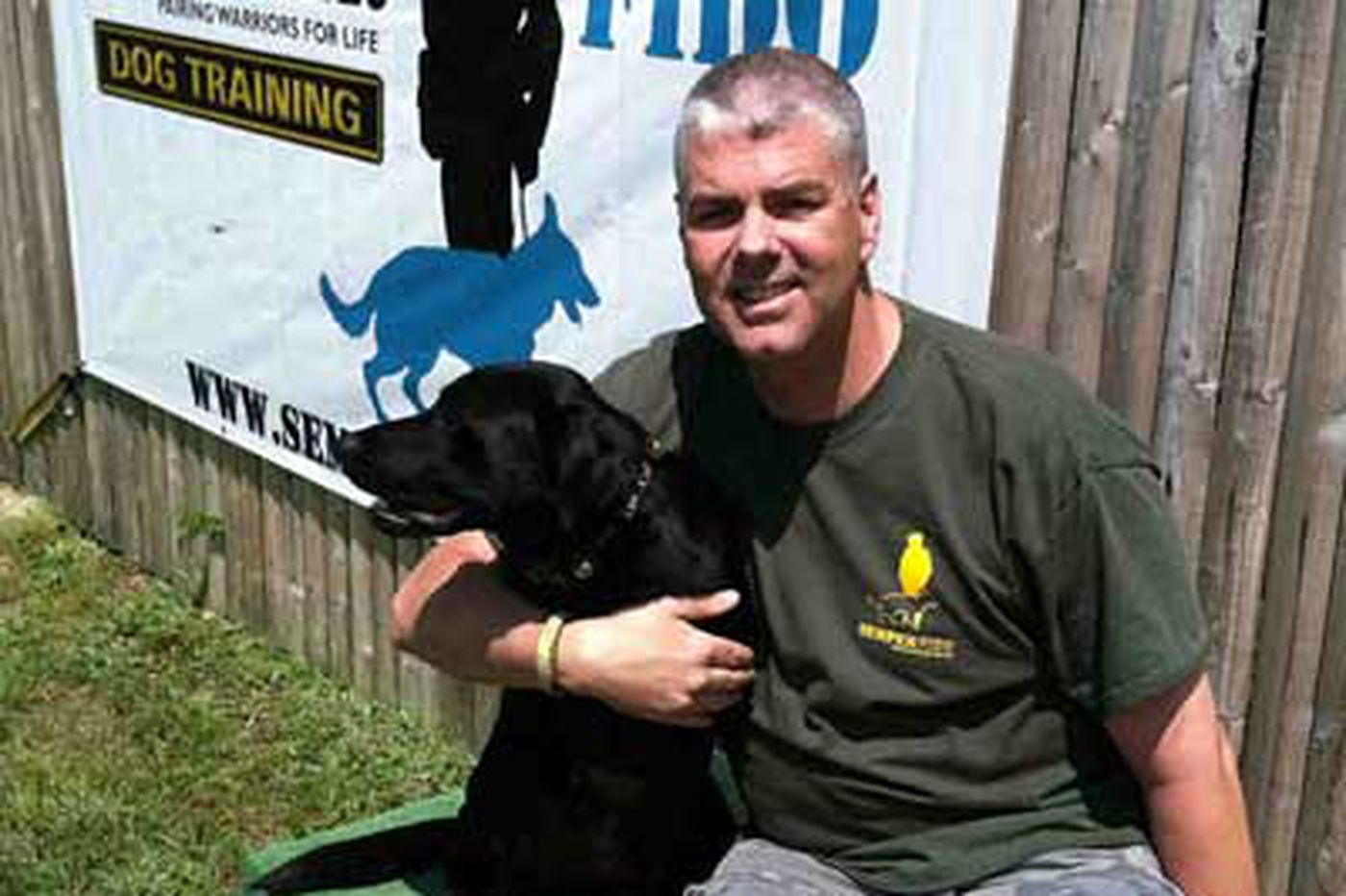Kevin Riordan: Marlton dog school trains companions for veterans with PTSD