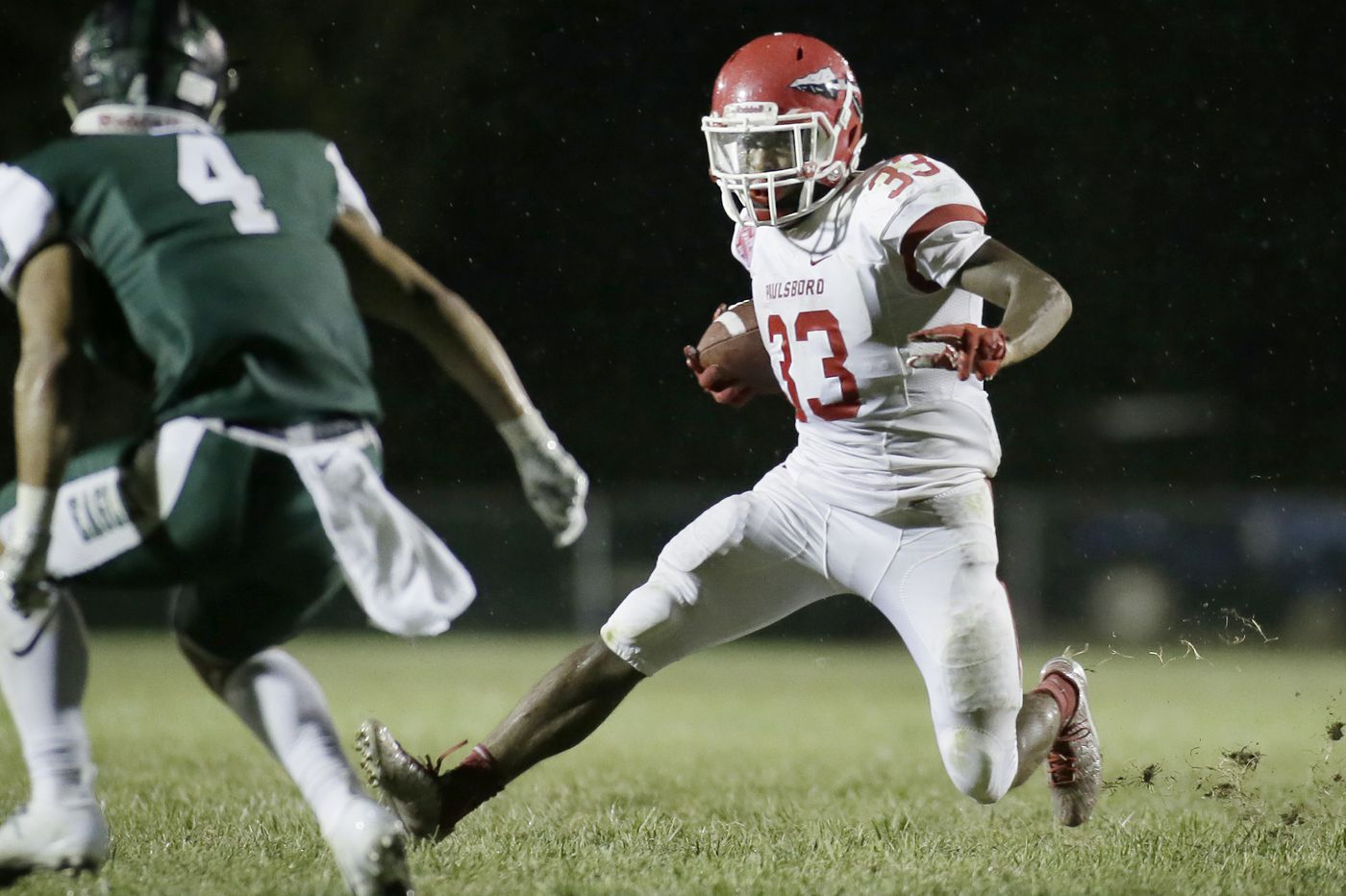 Saturday's South Jersey roundup: Nasir Robinson and Bhayshul Tuten combine for 487 rushing yards in Penns Grove's 42-26 win over Paulsboro