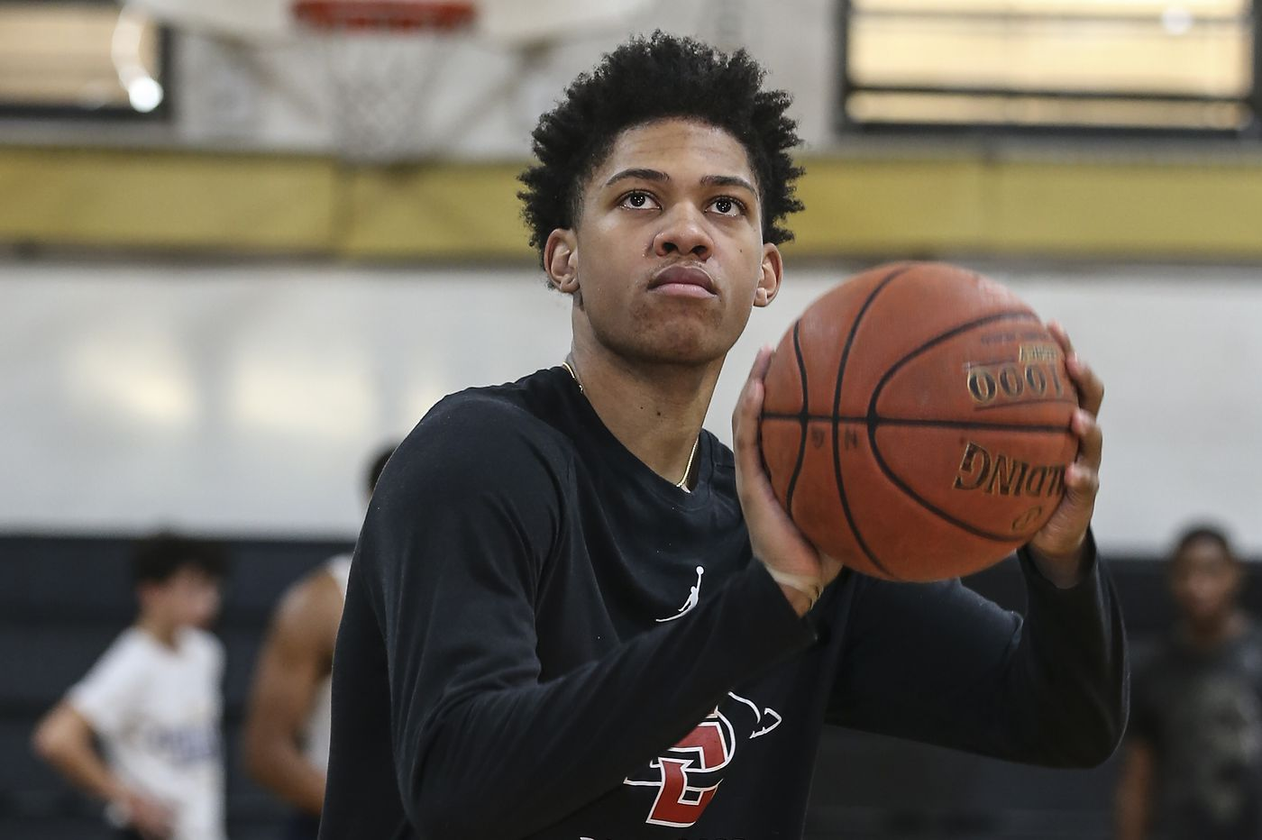 Basketball recruiting: Che' Evans wants Catholic League title with Neumann Goretti before joining San Diego State