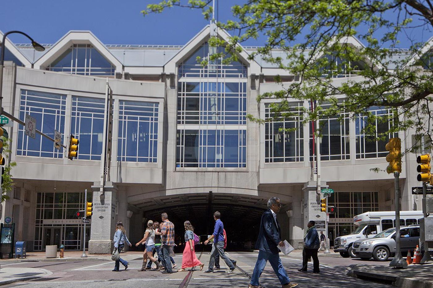 Convention Center managers hail quick turnaround