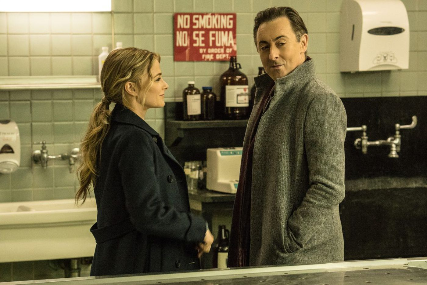 TV picks: 'Instinct,' 'Station 19,' 'Krypton' and more