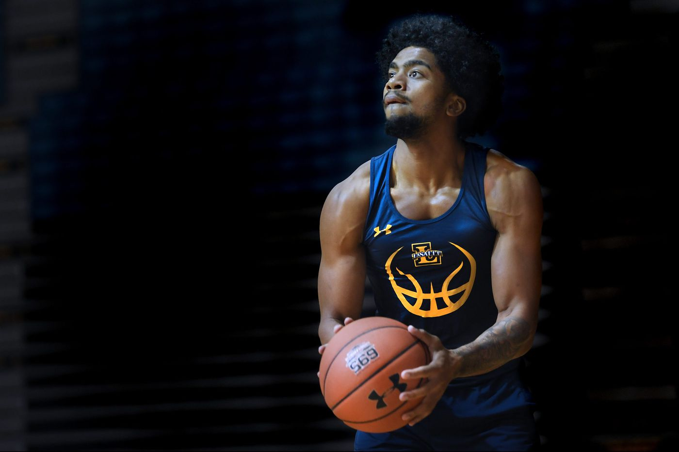Pookie Powell, back for one more season, is looking to win at La Salle | Season preview