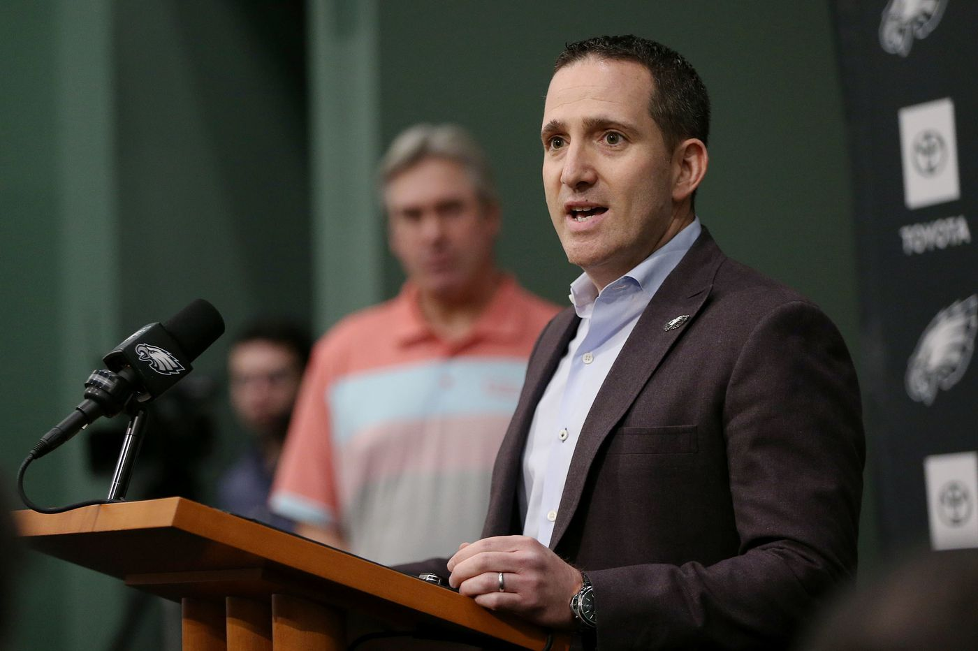 Reports: Eagles VP Andrew Berry hired by Cleveland Browns