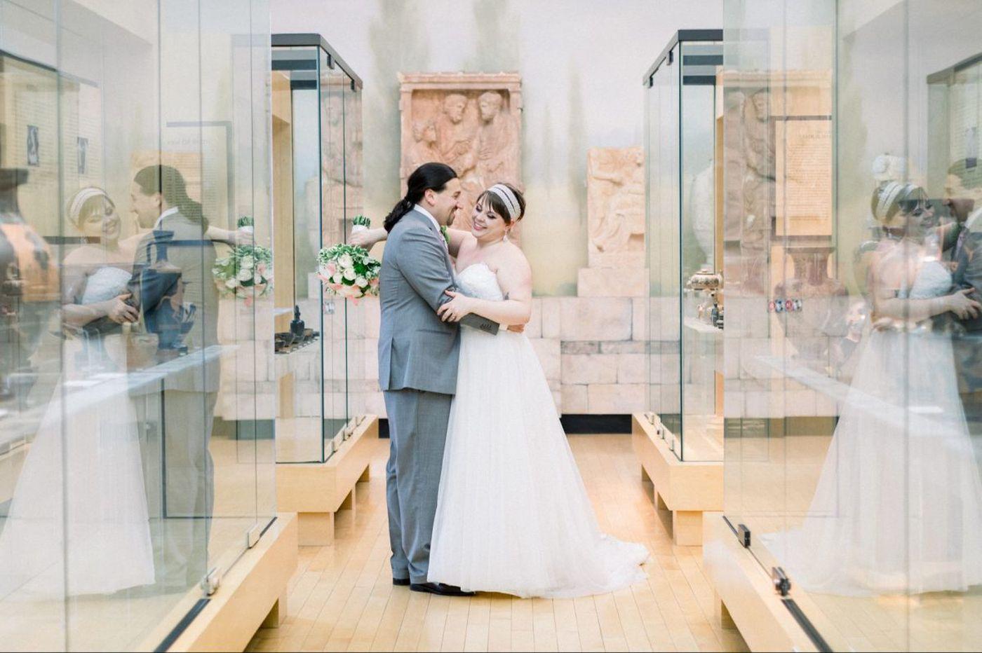 Philadelphia weddings: Mia Cammisa and Anthony Briglia