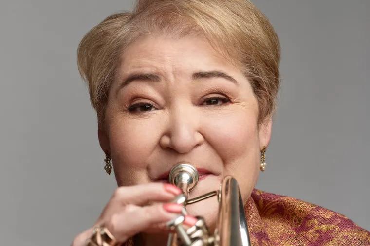Klezmer musician Susan Watts