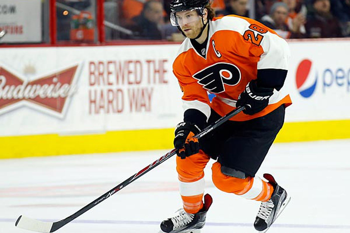 Flyers Notes: Berube says he's fine with Giroux's leadership