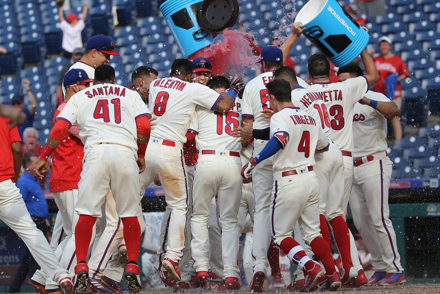 Phillies have to clean up after surviving tough stretch | Extra Innings