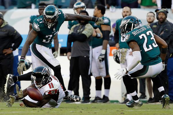 Murphy: Safeties help save Eagles' season