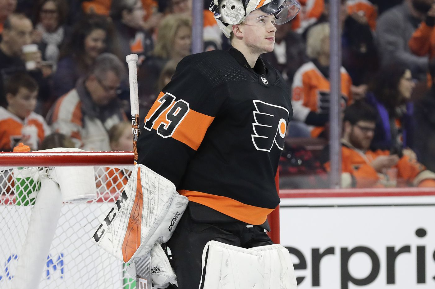 Carter Hart shelled again as Flyers fall to Canadiens, 5-1