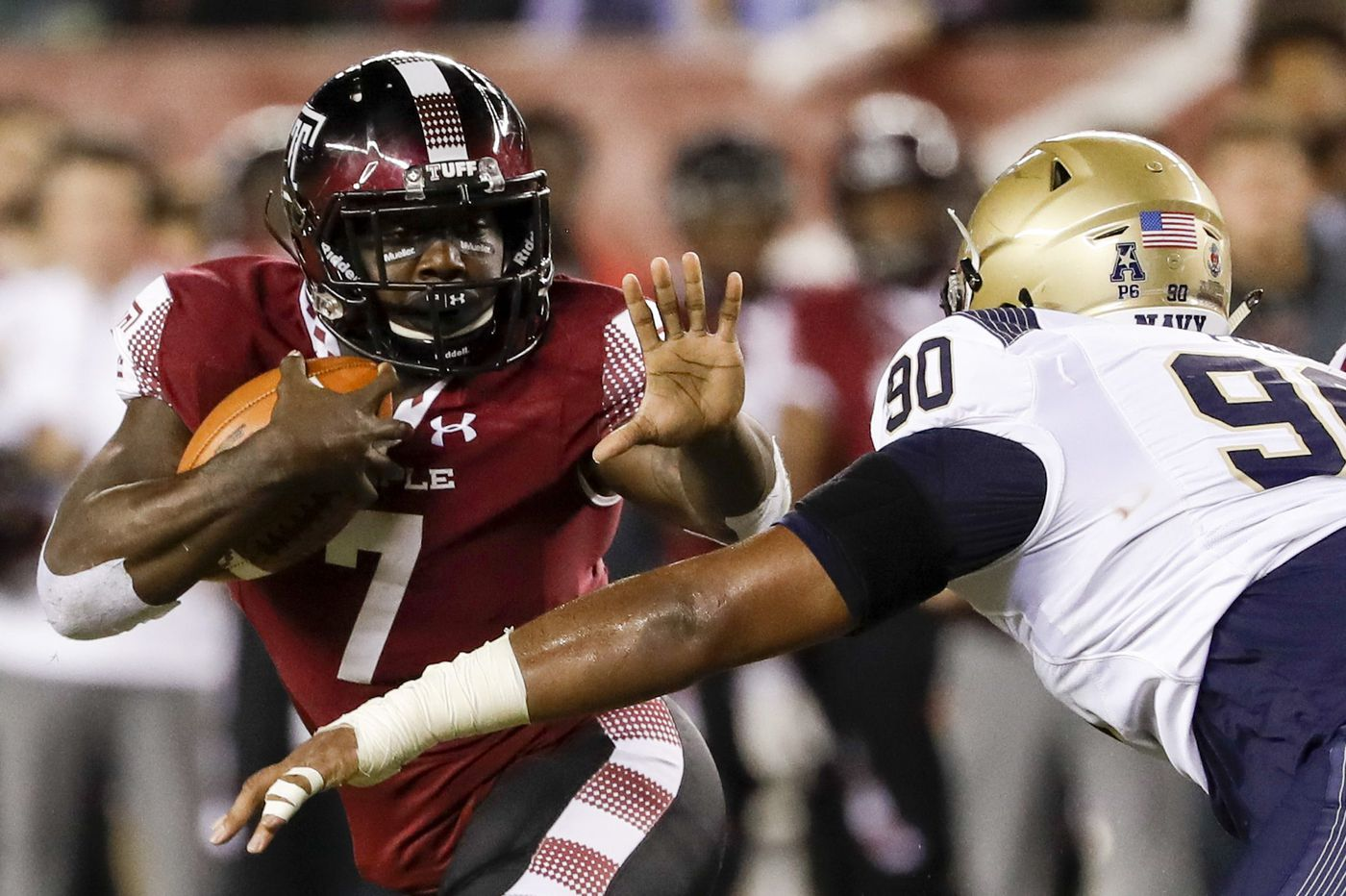 Temple football preview: Key issues, games and players