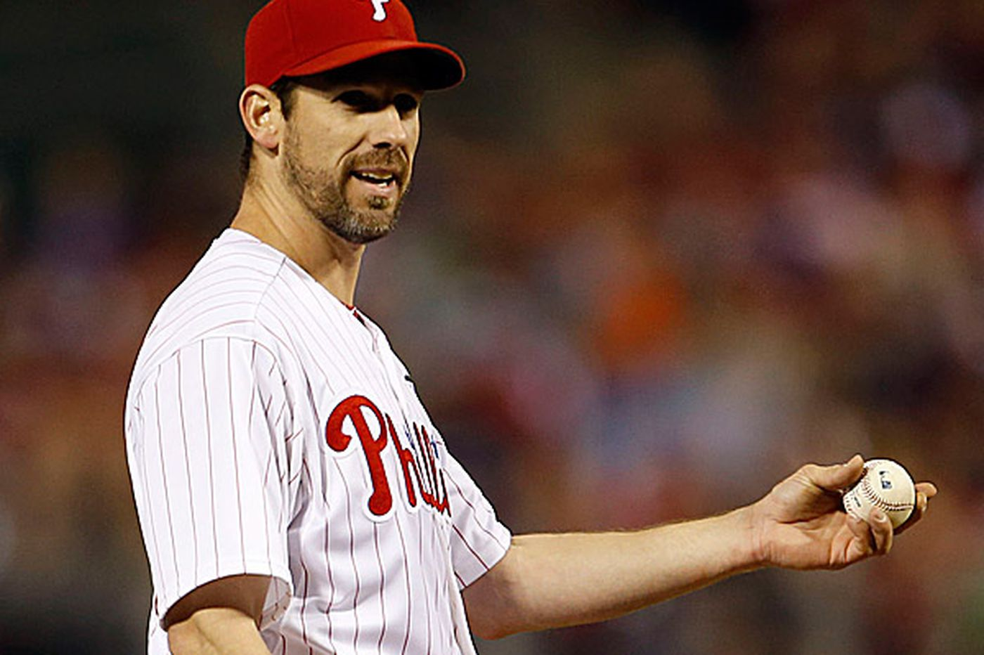 Phillies Notes: Bullpen session for Lee is 'a pretty big step'