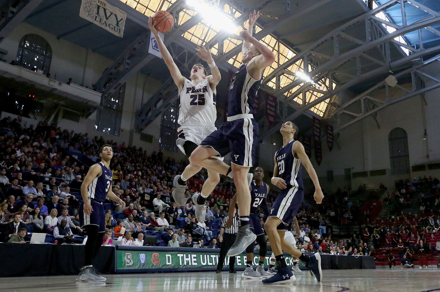 Was AJ Brodeur wrong to criticize Penn for selling the Palestra court's naming rights? | Mike Jensen