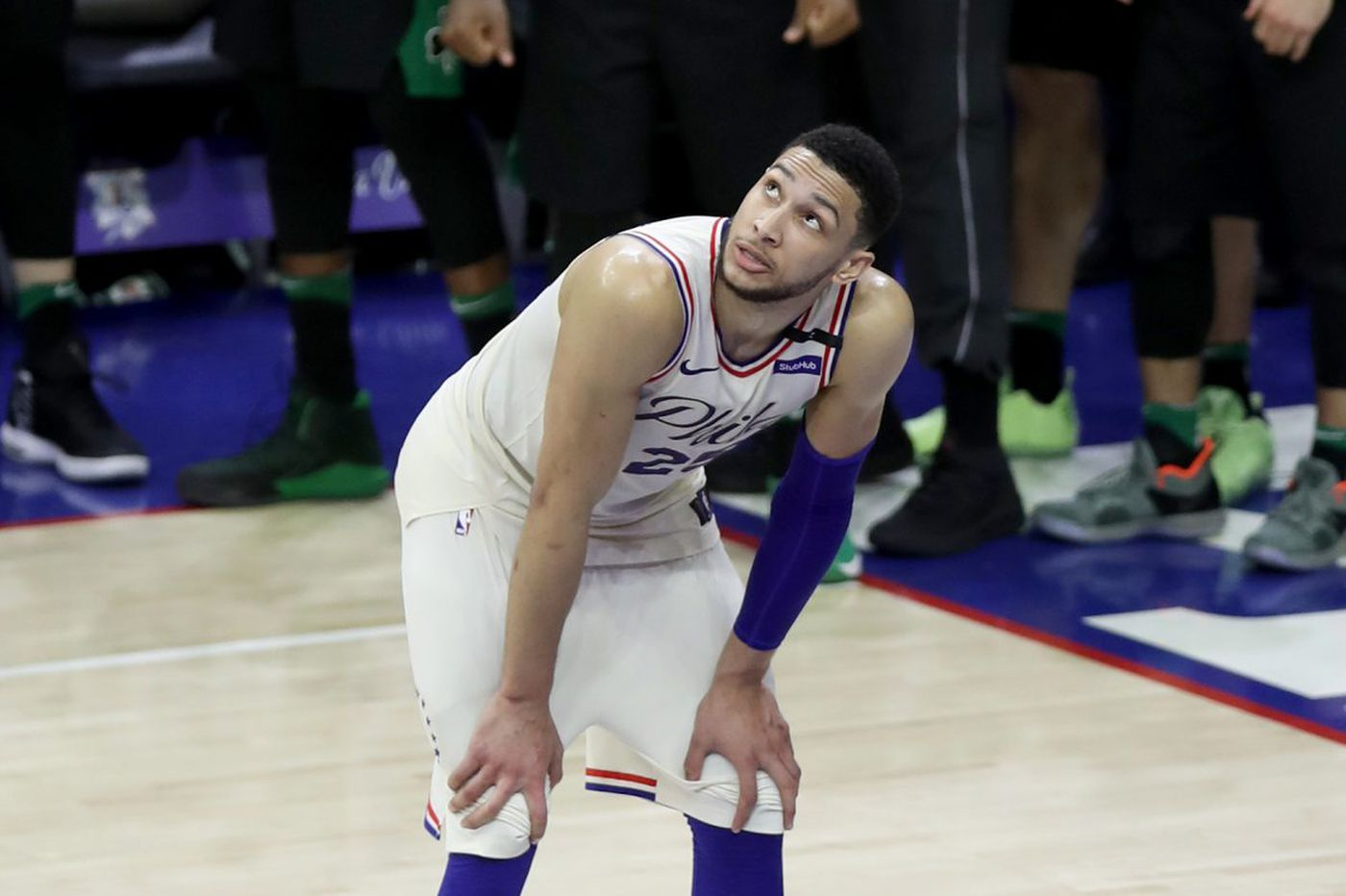 Ben Simmons' recklessness and overconfidence cost the Sixers in Game 3 | Mike Sielski