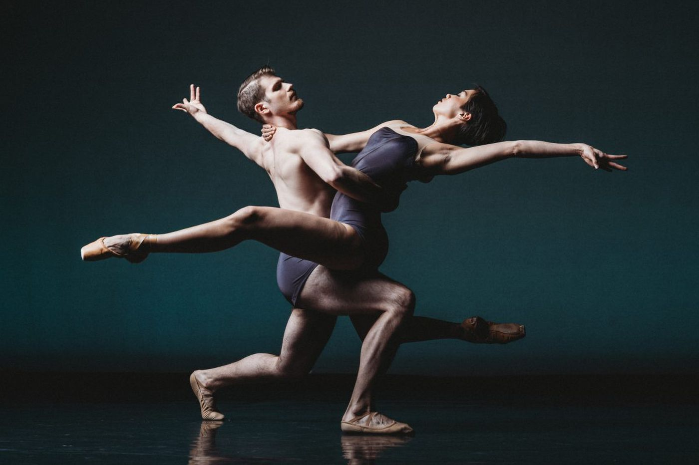 Philadelphia's summer dance shows: BalletX, Group Motion, and a 15-hour production