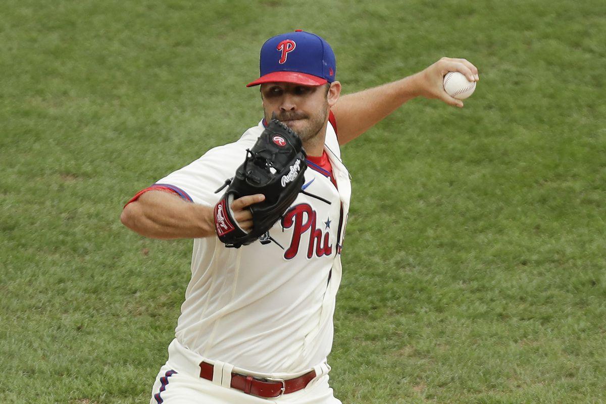 Phillies begin bullpen overhaul by placing Adam Morgan, Heath Hembree on waivers