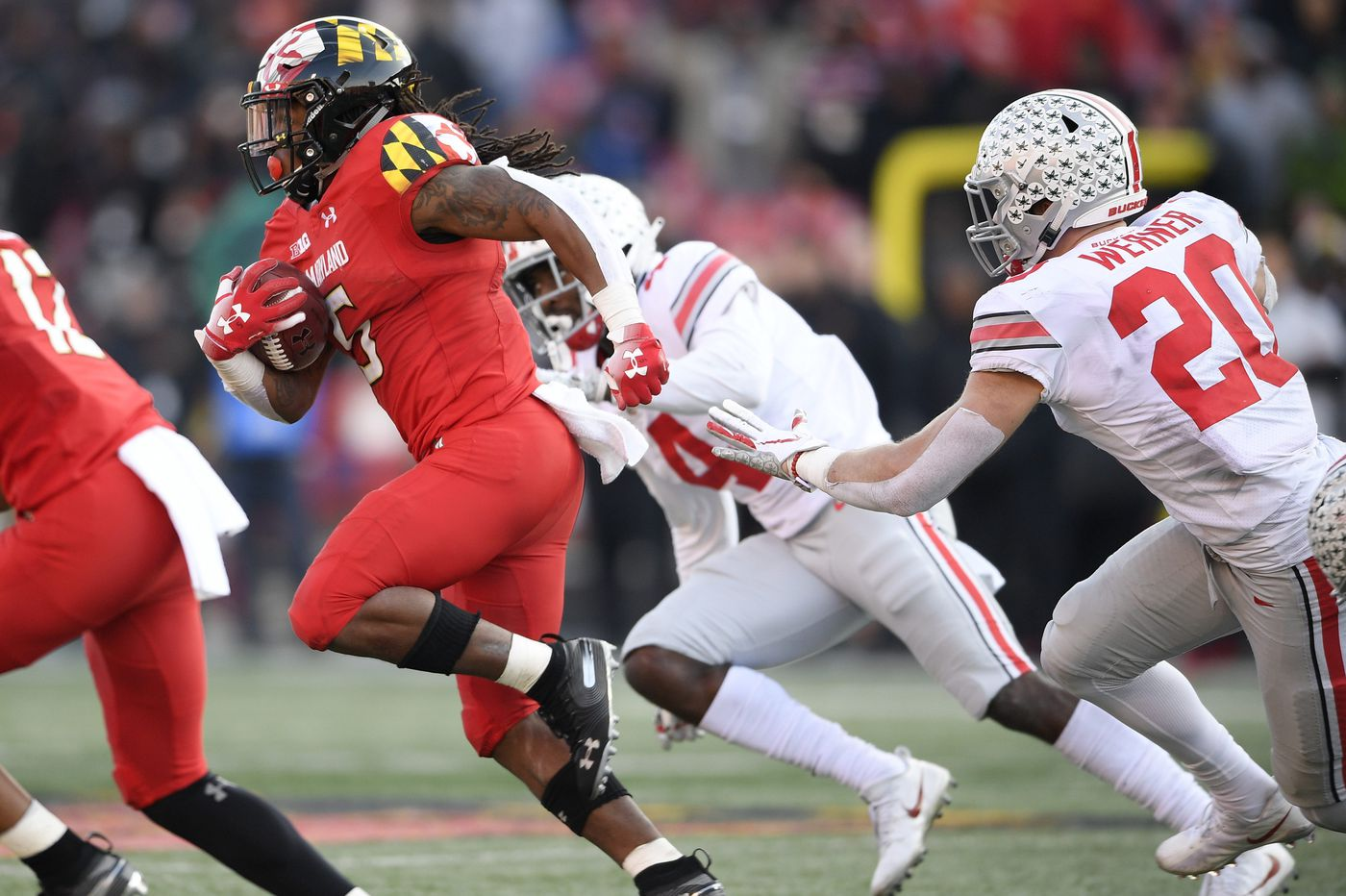 Maryland's tumultuous season comes down to finale against Penn State