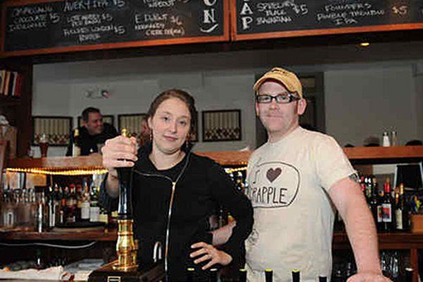 Troopers raid popular bars for unlicensed beers