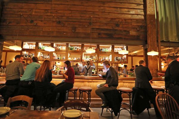 Harp & Crown: Rittenhouse's new hot spot