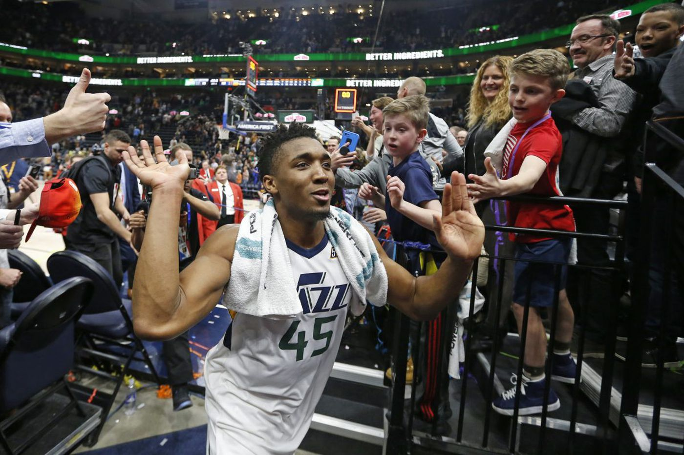 Ben Simmons vs. Donovan Mitchell; the steals, busts, and stars of this season's rookie class