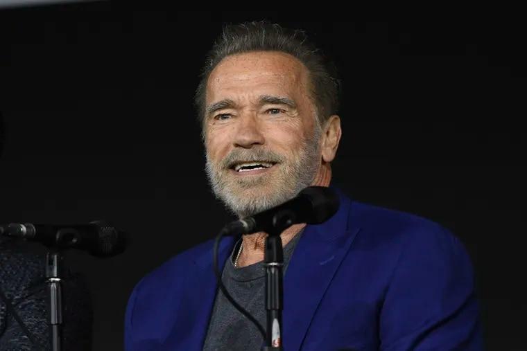 Arnold Schwarzenegger is a vegan. (Photo by Chris Pizzello/Invision/AP)